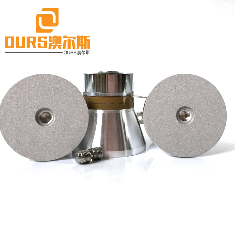 28KHZ ultrasonic cleaning transducer frequency 100W ultrasonic cleaning vibration