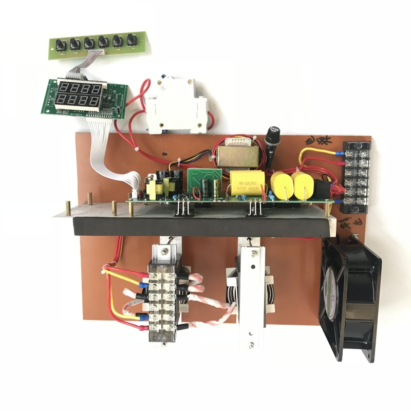 1500W Ultrasonic generator PCB Ultrasonic frequency and current adjustable for ultrasonic cleaner