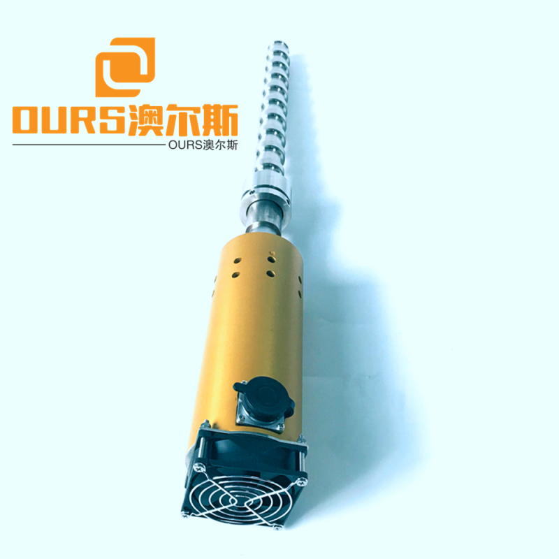 20khz ultrasonic machine with ultrasonic cavitation for industrial oil emulsification, herbal extraction and dispersing
