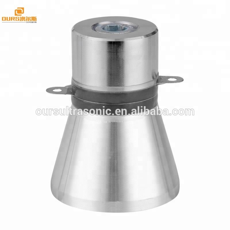 100w Piezoelectric 25khz Cleaning Ultrasonic Transducer Manufacturer supply