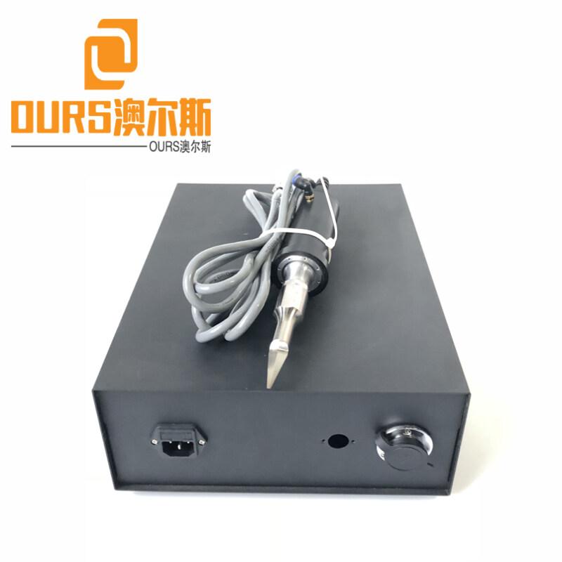 15KHZ/20KHZ 2000W High Efficiency Ultrasonic Plastic Cutting Machine