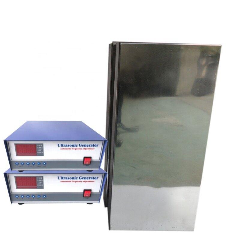 28KHz/40KHz Ultrasonic Piezo Transducer With Generator Vibration Plate In Washing Tank