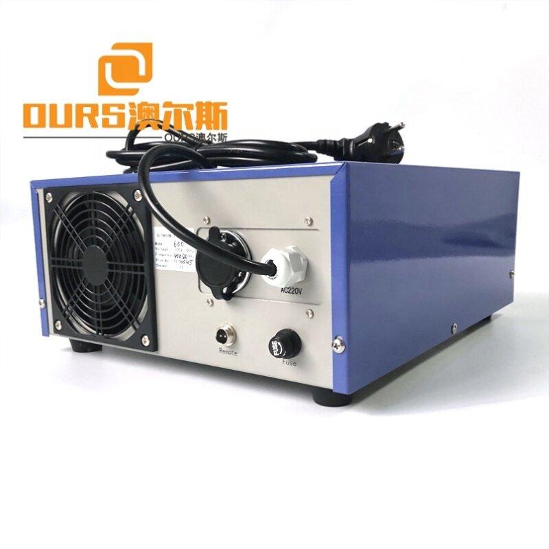 Piezoelectric Cleaning Power Generator Module Pulse Ultrasonic Generator Power/Time/Frequency Adjustable Cleaner Generator