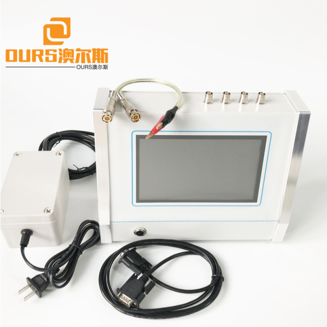 1-500KHz Ultrasonic Frequency Impedance Graphic Analyzer For Ultrasonic Sensor Frequency Checking