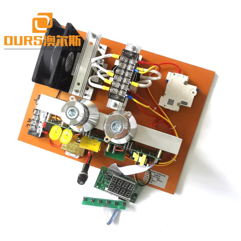 25khz 1800W Ultrasonic Generator PCB For Cleaning of Brake Pump