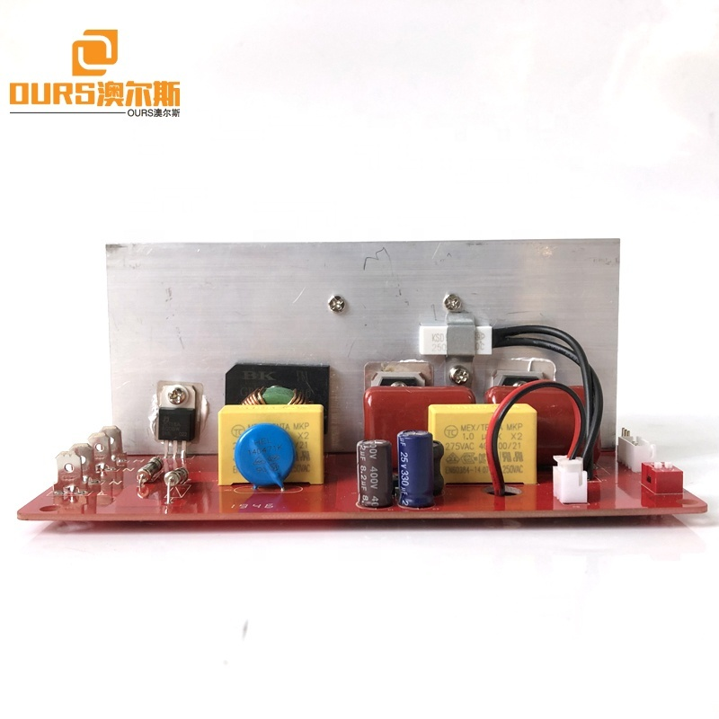 200W High Frequency Vibration Ultrasonic Cleaner Circuit Generator Board Used For Cleaning Transducer/Sensor Power Supply