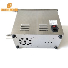 Ultrasonic Cleaner With Heater/Timer For Glass Laboratory Flask Dental Handpiece Parts Washing 40Khz 6L
