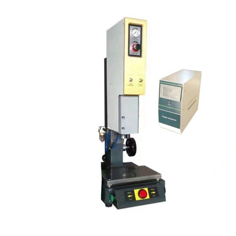 15/20KHz Plastic Ultrasonic Welding Machine Of 1500W-2000W Plastic Ultrasonic Welder