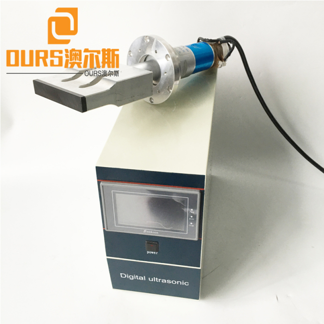 Direct Manufacture 20KHZ 2000W Ultrasound Welding Generator for Automatic Flat Mask Machine