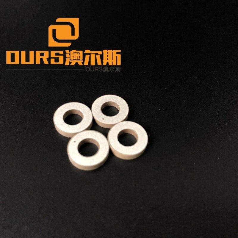 10x5x2MM Piezoelectric Ceramic Ultrasonic Cleaning Transducer Accessories Piezoceramic Material Peak Voltage 400V