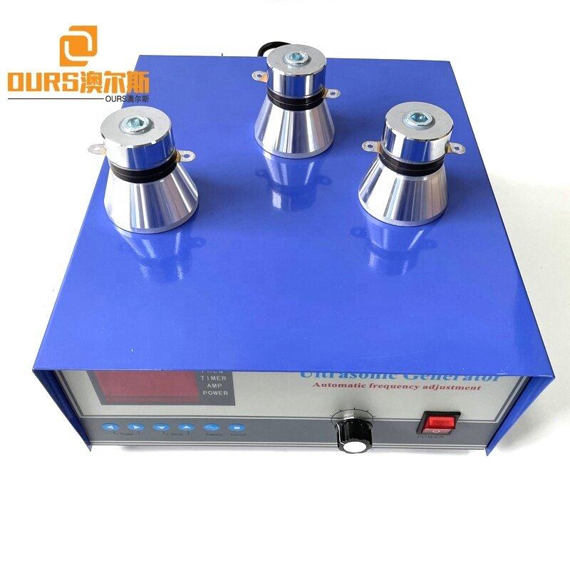 Piezoceramic Sensor Ultrasonic Generator Kits 33Khz 1200W Used On Korean Dish/Vegetable Cleaning Machine