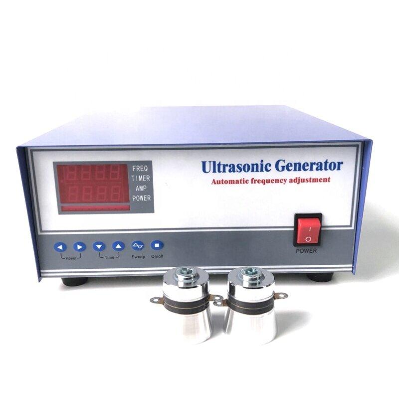 900W Ultrasonic Transducer Cleaning Generator 40KHz Ultrasonic Signal Generator Used In Cleaner