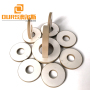 Factory Large Supply 10*5*2mm PZT-8 Piezoelectric Element Piezo Ceramic Ring For Ultrasonic Dental Scaler