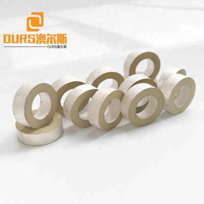 Ball Hemisphere ring disc Piezo Ceramic Element