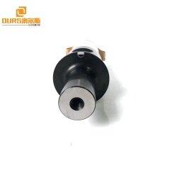 Ultrasonic Welding Vibration Power Transducer 20KHZ 2000W PZT8 Surgical Nonwoven Mask Making Machine Converter