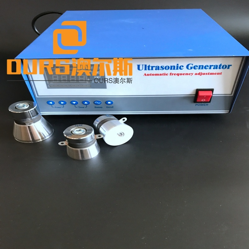 Pulse ultrasonic generator 3000W 220V for Industrial ultrasonic cleaning machine Power time adjustable