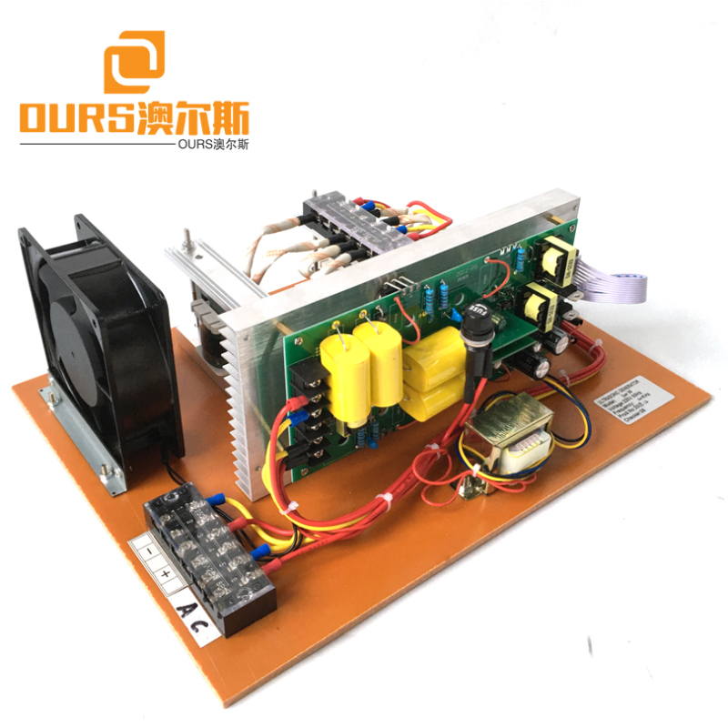 1200W 28KHZ/40KHZ Economical Type Sweep Mode in Ultrasonic Generator PCB For Ultrasonic Dishwasher