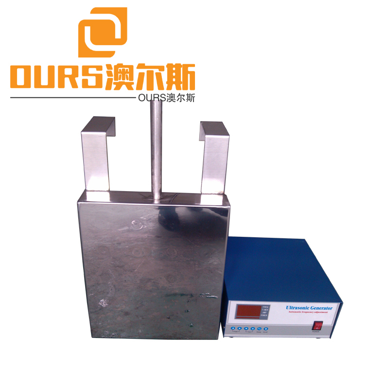 60khz high frequency  Immersible Ultrasonic Vibrating Plate Ultrasonic Immersion Transducer Box for Industrial cleaning