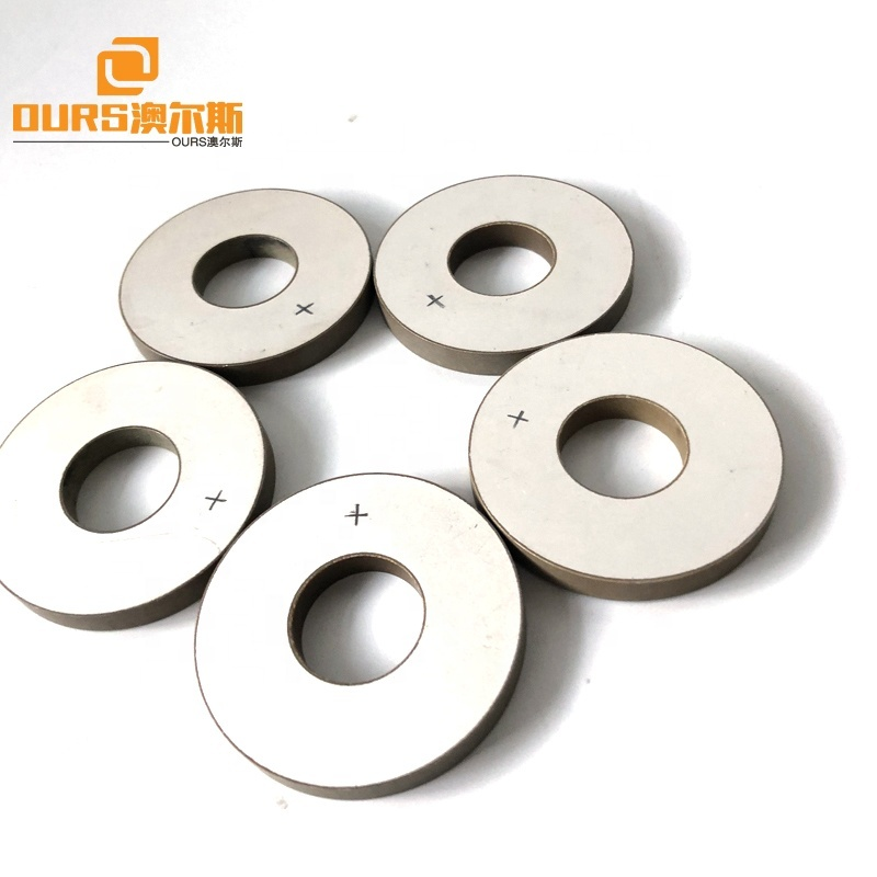50x20x6mm Pzt8 Ultrasonic Welding Transducer Element Ceramic Piezoelectric Components Piezoceramic Material
