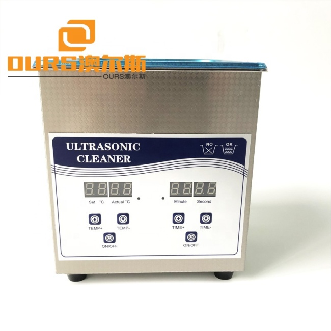2L Best Price Mechanical Ultrasonic Diesel Injector Cleaner Supersonic Cleaner with timer