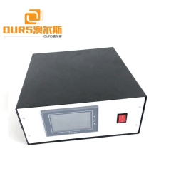 20KHz 2000W 220V Hot Sales Ultrasonic Welding Generator With Transducer Horn For Surgical Masker Face Equipment