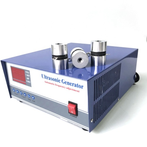 High Performance 1500W Ultrasonic Power Supply Ultrasonic Cleaning Generator For Cleaning System