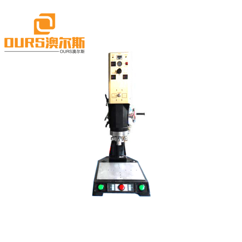 15KHZ /20khz Ultrasonic Booster Welding Machine ultrasonic non woven face dustproof folding-mask 110MM*20MM making machine