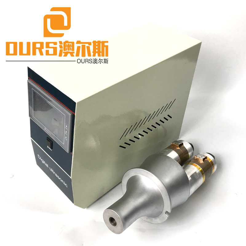 2000W 20KHZ Surgical Face Mask Ultrasonic Welding generator For strap mask machines