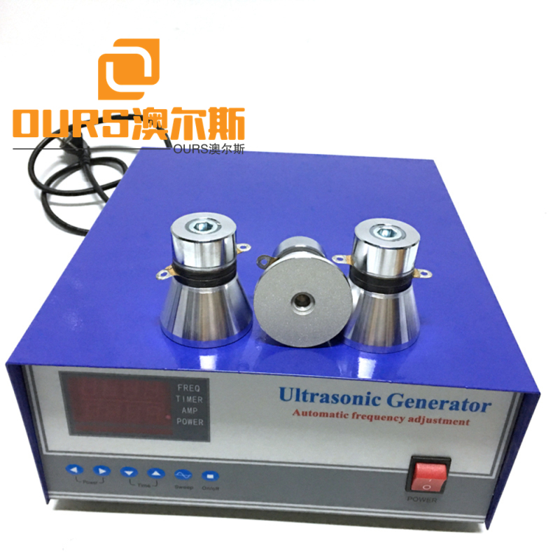 2019 High efficiency ultrasonic wave vibration ultrasound generators for cleaning machine