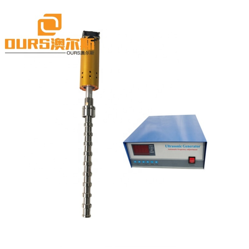 20khz Ultrasonic Extraction for Vegetable Oil ultrasonic pretreatment extraction ultrasonic agitation extraction