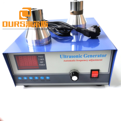 1800W Ultrasonic Generator Automatic frequency Adjustment For Ultrasonic Cleaning Equipment