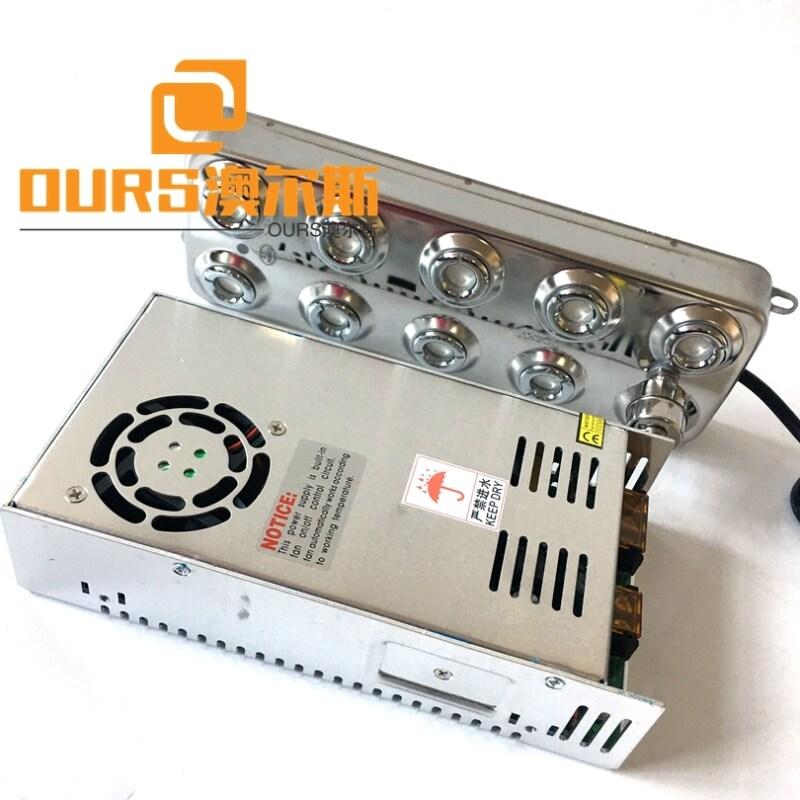 10 Head Ultrasonic Mist Maker Fogger Industrial Humidifier Transducer