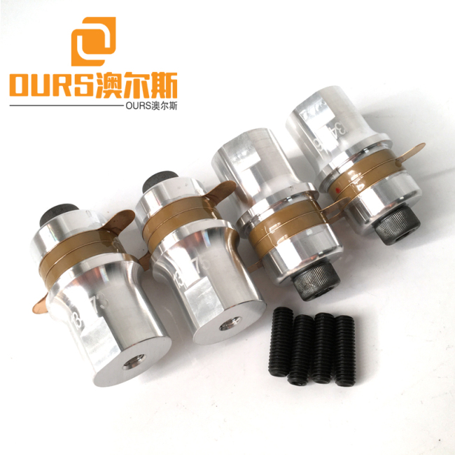 38khz 200W High Frequency Ultrasonic Welding Transducer For Ultrasonic Welder Pressure Transducer