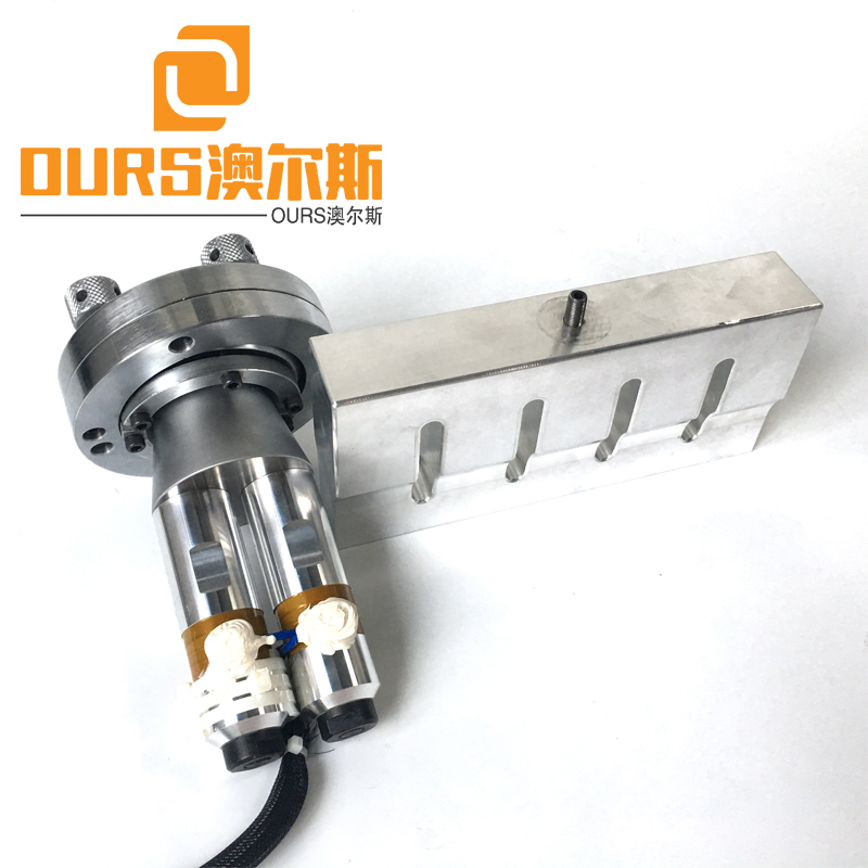 3200W 20khz Ultrasonic Welder Converters and Boosters For Welding Aluminum And Copper