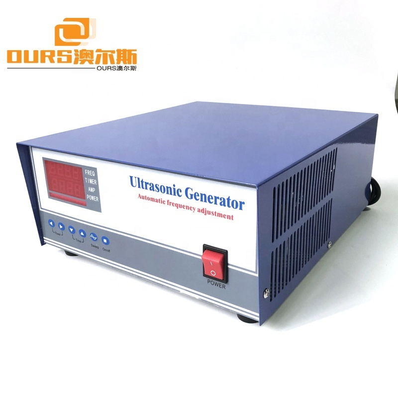 Immersible Ultrasonic Cleaner System Parts 40KHz Ultrasonic Generator