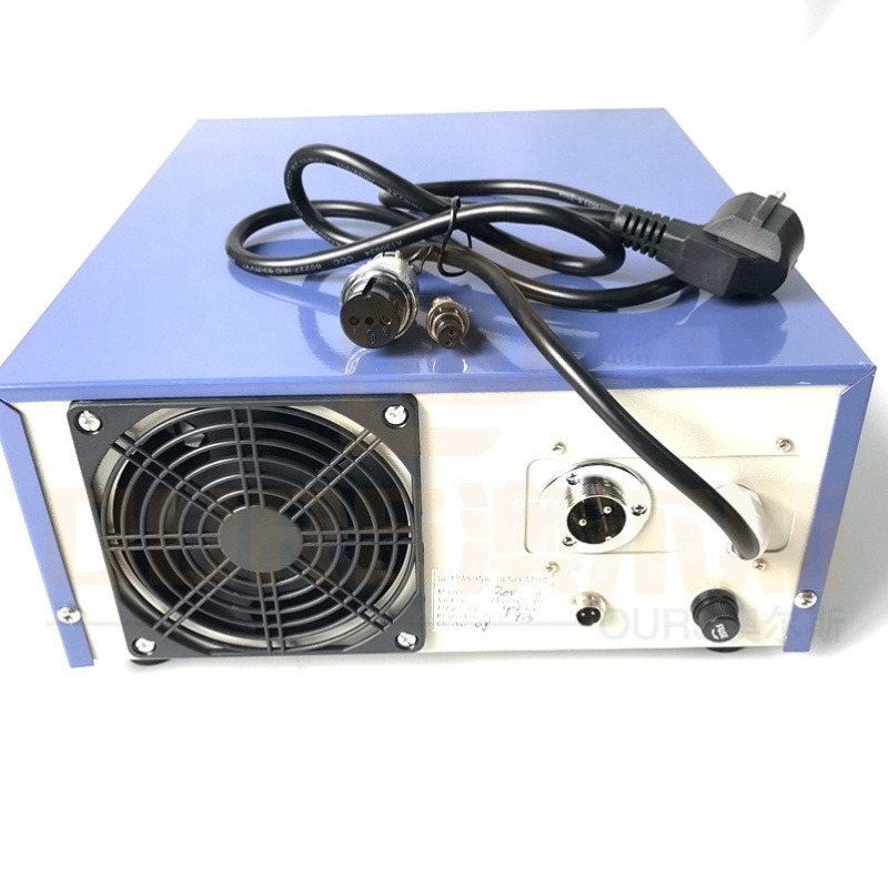 28K 2400W Industry Cleaner Ultrasonic Generator Power And Time Adjustable Ultrasonic Cleaning Generator/Power Supply