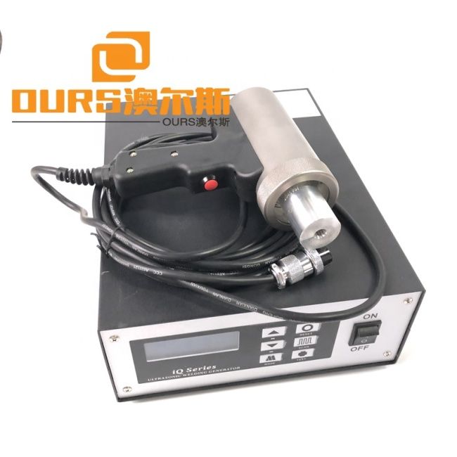 20KHZ 900W Ultrasonic Food Cutter Equipment With Replaceable Blade For Automation Food Slicing Warranty 1 Year