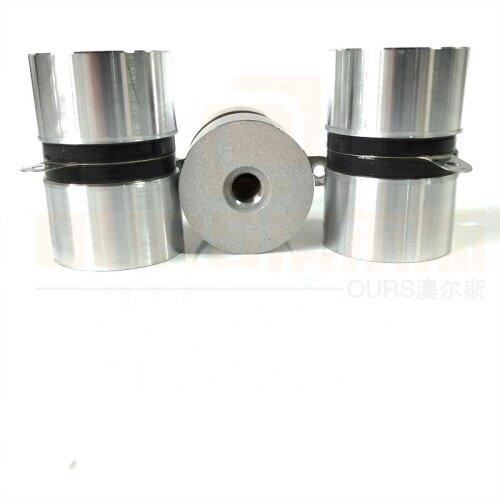 High Frequency 120K Cleaning Ultrasonic Piezo Transducer China Ultrasonic Cleaning Transducer DIY Manufacturer Supply Sensor