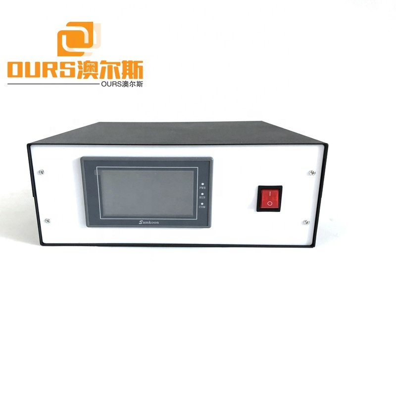 20KHz Ultrasonic Generator 1500W-2000W Digital Touch Type Auto Tracing Frequency Ultrasonic Generator