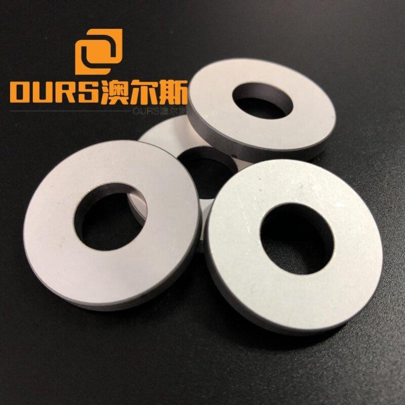 Insulating Piezoelectric  Ceramic Ultrasonic Transducer Parts P44 Piezoelectric Ceramic 30x12x4MM