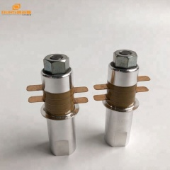 ultrasonic welding transducer used in  various handheld ultrasonic tools