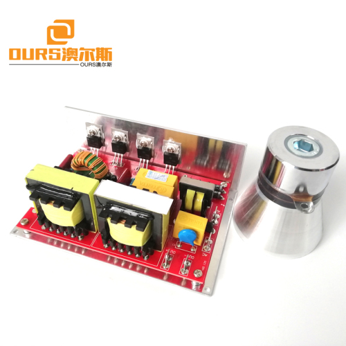 100W Ultrasonic PCB Generator 40KHz Transducer Driver Circuit For Cleaning Machine CE and FCC Washing or Dishwasher 220V