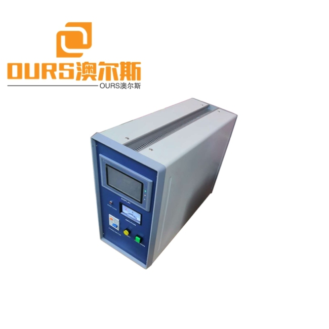 35KHZ 1000W High Frequency Ultrasonic Metal Welding Machine For Welding Copper Plate