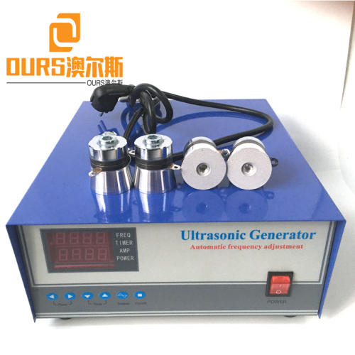 2700W Mechanical Ultrasonic Generator For Medical Industry
