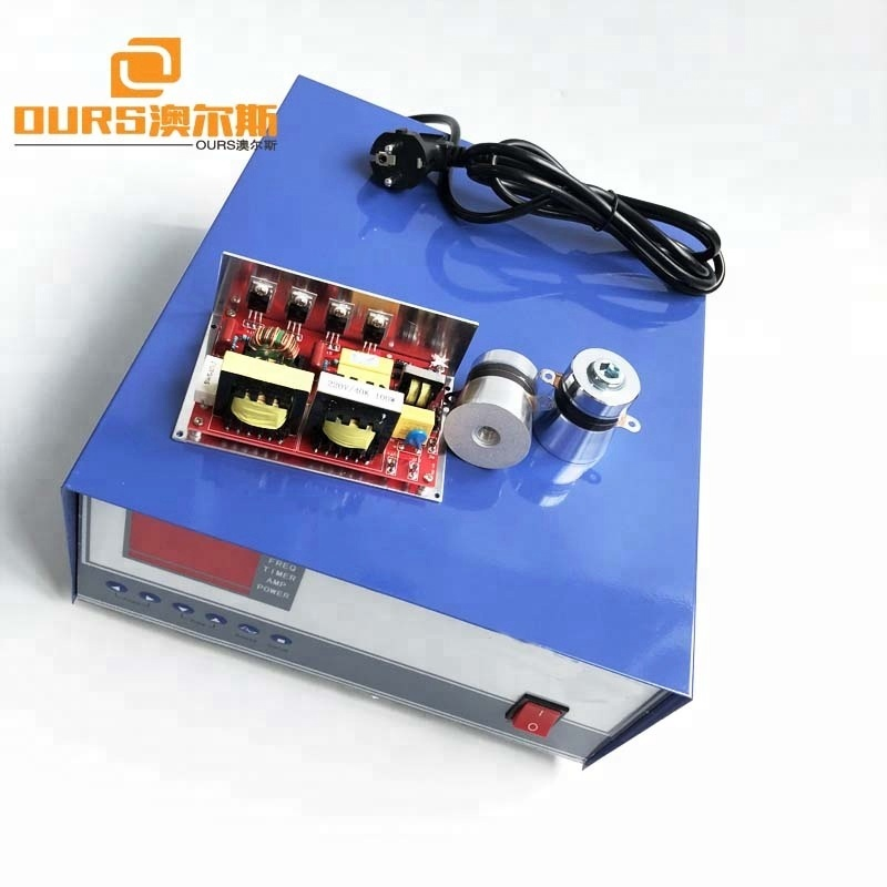 high frequency Industry Ultrasonic Cleaning generator 100w-300w 200khz