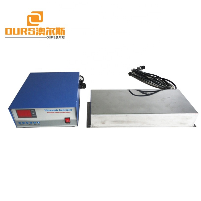 2019 Hot Sell  immersible ultrasonic cleaning equipment transducer pack