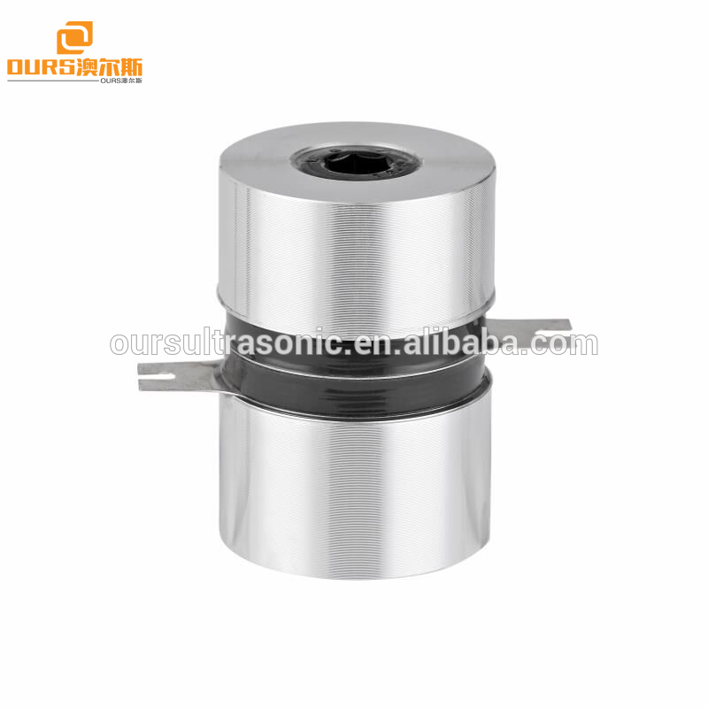 135khz50w Excellent Reliability Ultrasonic Transducer Cleaning