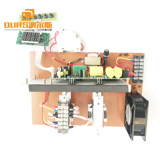 Ultrasonic PCB Driver Board 20KHz/25KHz/28KHz/30KHz/40KHz 1000W Adjustable Frequency
