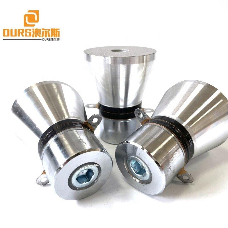 25KHZ 60Watt Cylindrical Ceramic Ultrasonic Vibrator Transducer For Ultrasonic Dishwasher/Washing Vegetables