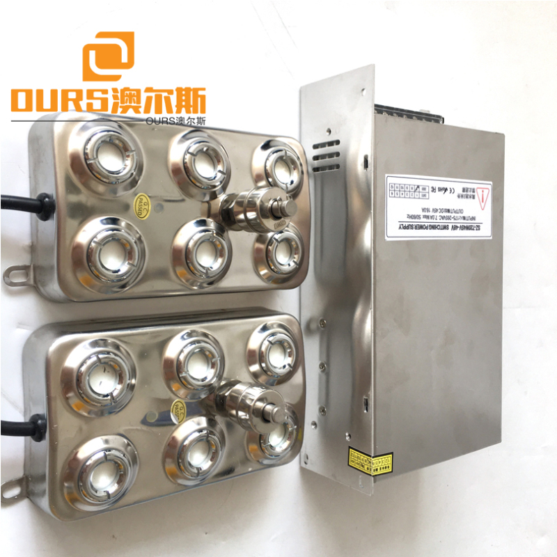 Factory Product High quality 12heads Industrial Ultrasonic Atomizing Piezoelectric Transducer